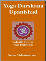 Yoga Darshana Upanishad