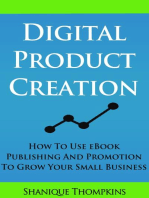 Digital Product Creation
