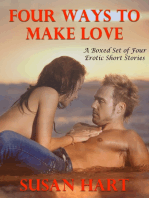 Four Ways to Make Love