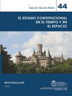 El Estado constitucional en el tiempo y en el espacio: Anuario IV