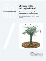 ¿Pensar el fin del capitalismo?