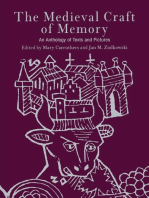 The Medieval Craft of Memory