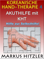 Koreanische Hand-Therapie 4