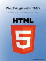 Web Design With Html5, a Primer
