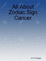All About Zodiac Sign Cancer