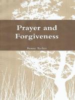 Prayer and Forgiveness