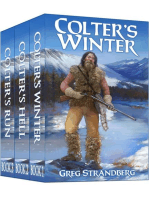 Mountain Man Series, Books 1-3