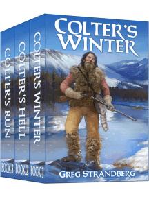 Mountain Man Series, Books 1-3