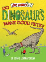 Do Dinosaurs Make Good Pets?