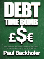 Debt Time Bomb! Debt Mountains