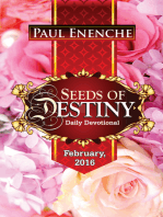 Seeds Of Destiny (February 2016)