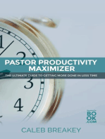 Pastor Productivity Maximizer