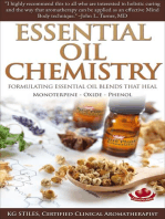 Essential Oil Chemistry - Formulating Essential Oil Blend that Heal - Monoterpene - Oxide - Phenol