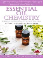 Essential Oil Chemistry - Formulating Essential Oil Blends that Heal - Alcohol - Sesquiterpene - Ester - Ether