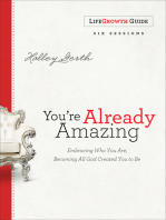 You're Already Amazing LifeGrowth Guide