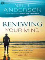 Renewing Your Mind (Victory Series Book #4)
