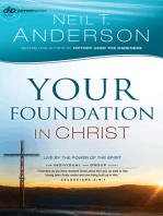 Your Foundation in Christ (Victory Series Book #3)