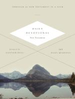 ESV Daily Devotional New Testament