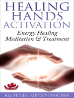 Healing Hands Activation - Energy Healing Meditation & Treatment