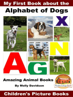 My First Book about the Alphabet of Dogs
