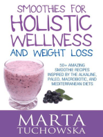 Smoothies for Holistic Wellness and Weight Loss.