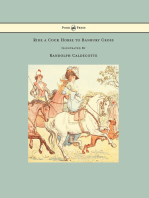 Ride a Cock Horse to Banbury Cross - Illustrated by Randolph Caldecott