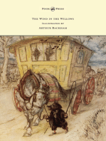 The Wind in the Willows - Illustrated by Arthur Rackham