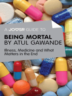 A Joosr Guide to... Being Mortal by Atul Gawande