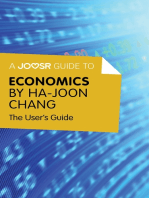 A Joosr Guide to... Economics by Ha-Joon Chang