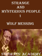 Strange and Mysterious People 1