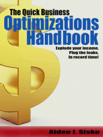 The Quick Business Optimizations Handbook