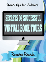 Secrets of Successful Virtual Book Tours