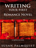 Writing Your First Romance Novel