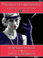 Rhapsody in Blue (Uncollected Anthology