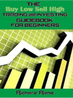The Buy Low Sell High Trading and Investing Guidebook for Beginners