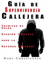 Guía de Supervivencia Callejera: Técnicas de Pelea, Evasión y Alerta para la Defensa Personal