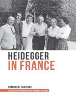 Heidegger in France