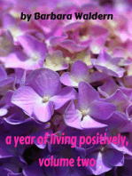 A Year of Living Positively-Volume 2