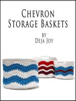 Chevron Storage Baskets