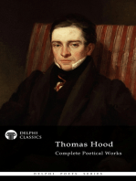 Delphi Complete Poetical Works of Thomas Hood (Illustrated)