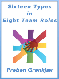 Sixteen Types in Eight Team Roles