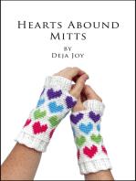 Hearts Abound Mitts