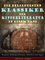 Die beliebtesten Klassiker der Kinderliteratur in einem Band