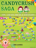 Candy Crush Saga Tips, Cheats, Tricks, & Strategies: Get Tons of Coins & Beat Levels!