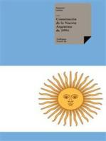 Constitución de Argentina de 1994