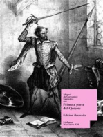 Don Quijote de la Mancha. Primera parte