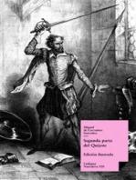Don Quijote de la Mancha. Segunda parte