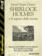 Sherlock Holmes e il segreto della morta