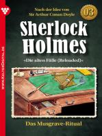 Sherlock Holmes 3 – Kriminalroman