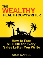 The Wealthy Health Copywriter